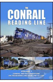 The Conrail Reading Line - Volume 1