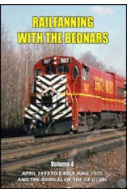 Railfanning With The Bednars - Volume 4