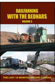 Railfanning With The Bednars - Volume 5