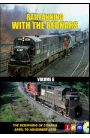 Railfanning With The Bednars - Volume 6