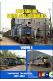 Railfanning With The Bednars - Volume 8