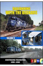 Railfanning With The Bednars - Volume 9