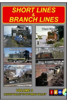 Short Lines and Branch Lines - Volume 3