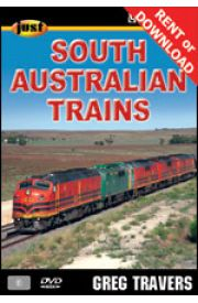 Just South Australian Trains