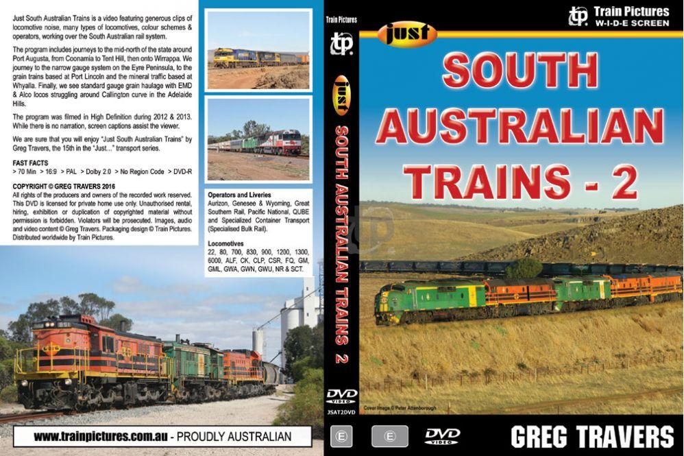 Just South Australian Trains 2