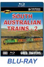 Just South Australian Trains 2 BLU-RAY