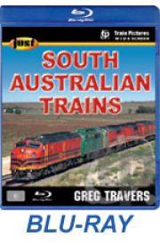 Just South Australian Trains BLU-RAY