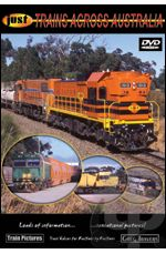 Just Trains Across Australia