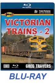 Just Victorian Trains 2 BLU-RAY