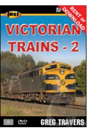 Just Victorian Trains 2