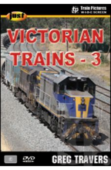 Just Victorian Trains 3