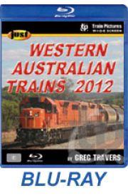 Just Western Australian Trains 2012 BLU-RAY