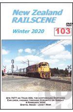 New Zealand Railscene - Volume 103