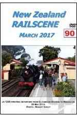 New Zealand Railscene - Volume 90