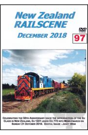 New Zealand Railscene - Volume 97