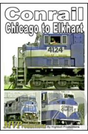 Conrail - Chicago to Elkhart