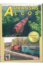 Arkansas Railroad Alco's