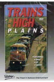 Trains On The High Plains