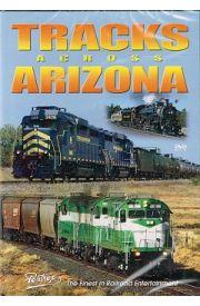 Tracks Across Arizona
