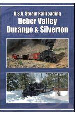 USA Steam Railroading - Heber Valley - Durango & Silverton