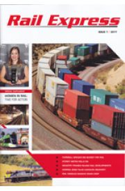 Rail Express Magazine - 001
