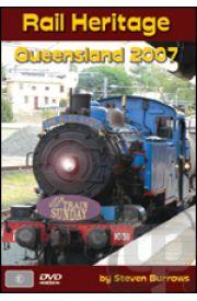 Rail Heritage - Queensland 2007