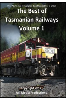 The Best of Tasmanian Railways - Volume 1