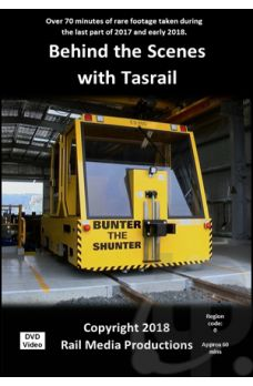 Behind the Scenes with Tasrail