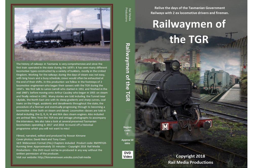 Railwaymen of the TGR