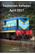 Tasmanian Railways - April 2017
