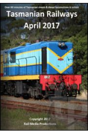 Tasmanian Railways - April 2017