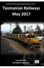 Tasmanian Railways - May 2017