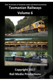 Tasmanian Railways - Volume 6