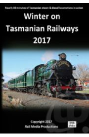 Winter on Tasmanian Railways 2017