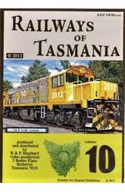 Railways of Tasmania Volume 10