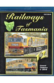 Railways of Tasmania Volume 12 - Blu-ray