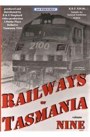 Railways of Tasmania Volume 9