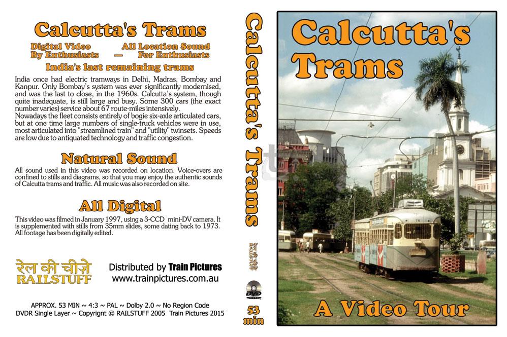 Calcutta's Trams