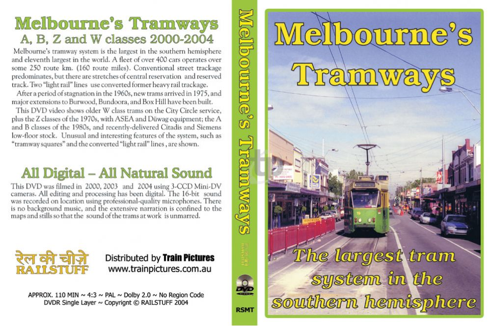 Melbourne's Tramways