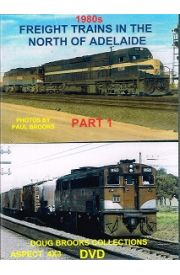Freight Trains in the North of Adelaide Part 1