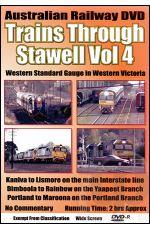 Trains Through Stawell - Volume 4