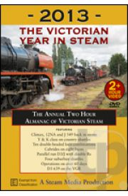 2013 - The Victorian Year in Steam