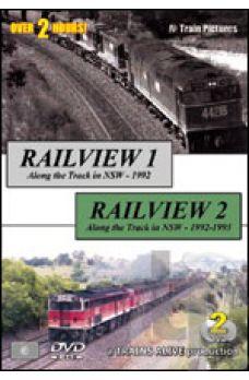 Rail View 1 & 2  - NSW