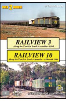 Rail View 3 & 10 - South Australia