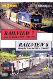Rail View 7 & 8 - NSW