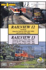 Rail View 12 & 13 - NSW, VIC & WA