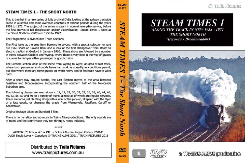 Steam Times 1