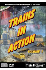 Trains In Action - Volume 1