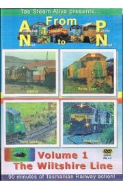 From Australian National to Pacific National Volume one The Wiltshire Line