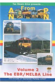 From Australian National To Pacific National Volume Two EBR/Melba Line